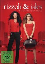 Rizzoli & Isles - Staffel 6