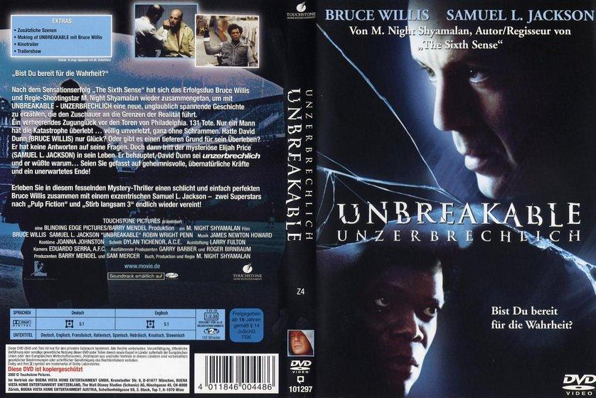 Unbreakable Unzerbrechlich Netflix