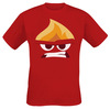 Inside Out Anger powered by EMP (T-Shirt)