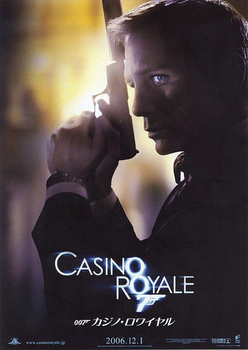 video casino royale 007