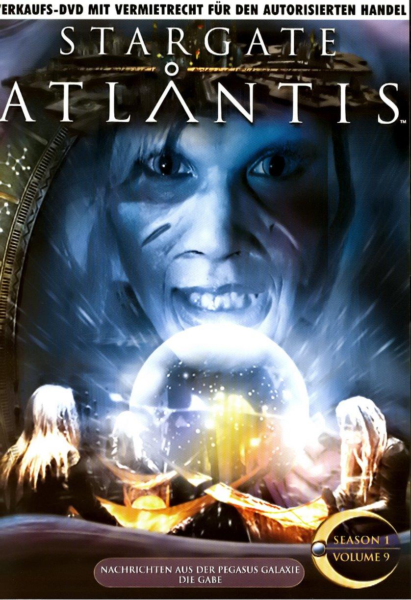 Stargate Atlantis Staffel 1