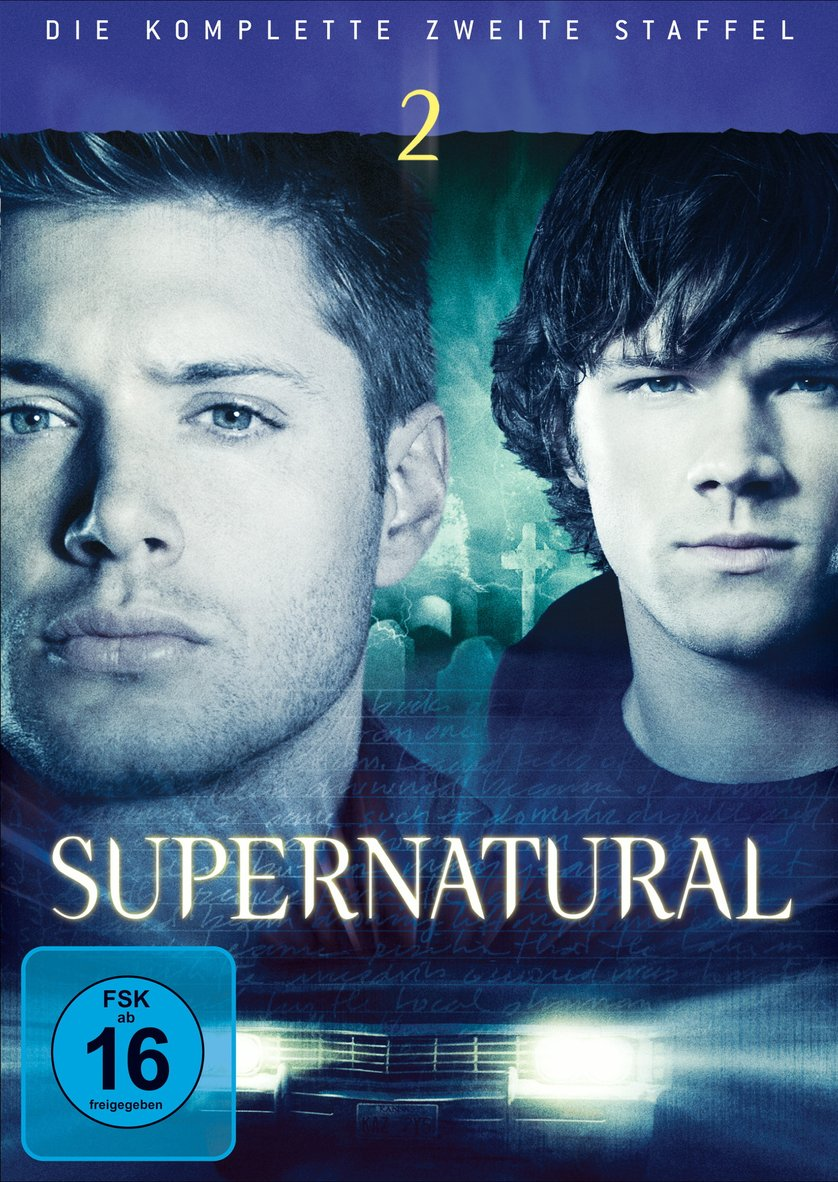 Supernatural Staffel 2