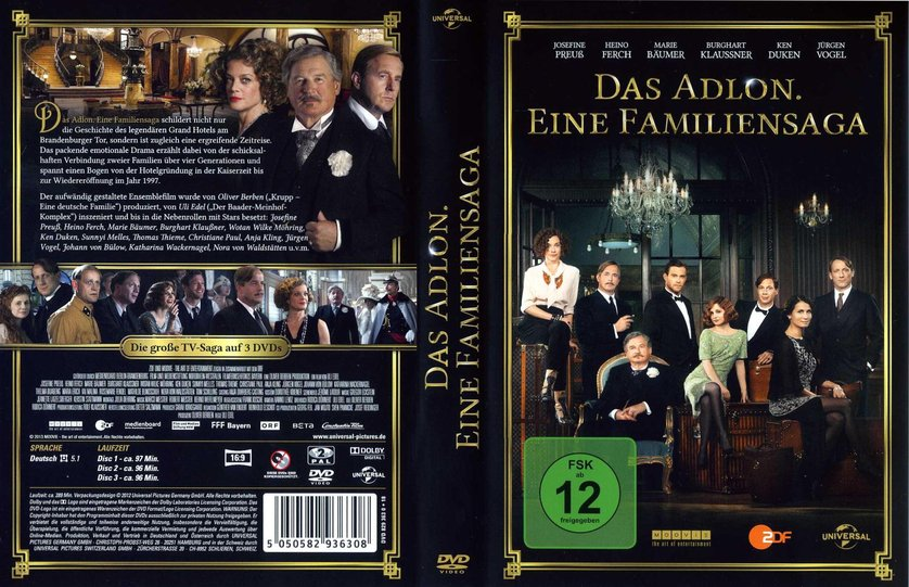 das adlon film