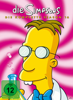 Die Simpsons - Staffel 16