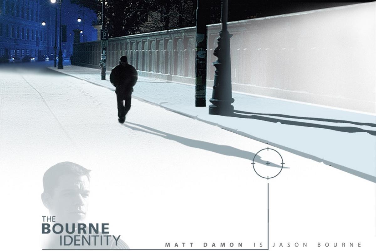 Matt Damon als Jason Bourne in Doug Limans 'Die Bourne Identität' (USA/Deutschland/Tschechien 2002) © Universal Pictures