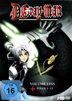 D. Gray-Man - Volume 1