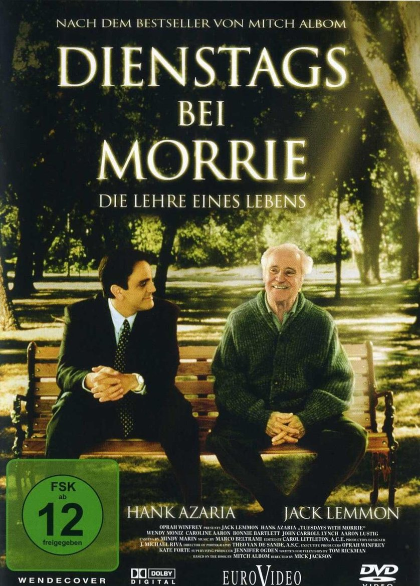 tuesday with morrie movie essay