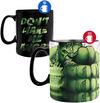 Hulk Hulk Smash - mit Thermoeffekt powered by EMP (Tasse)