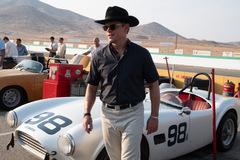 Matt Damon in 'Le Mans 66'