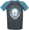 Star Wars The Mandalorian - Bounty Hunter powered by EMP (T-Shirt)
