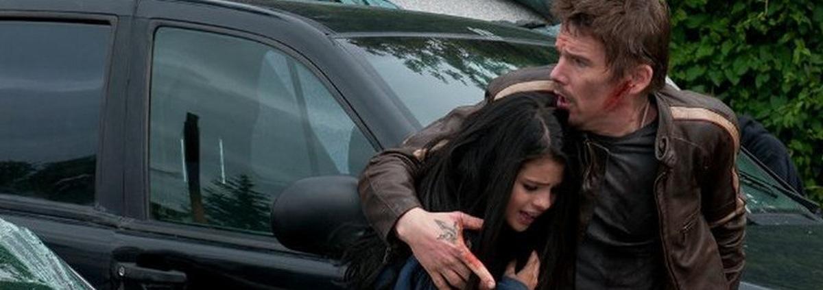 Getaway: Selena Gomez: Horrorfahrt mit Kollege Ethan Hawke