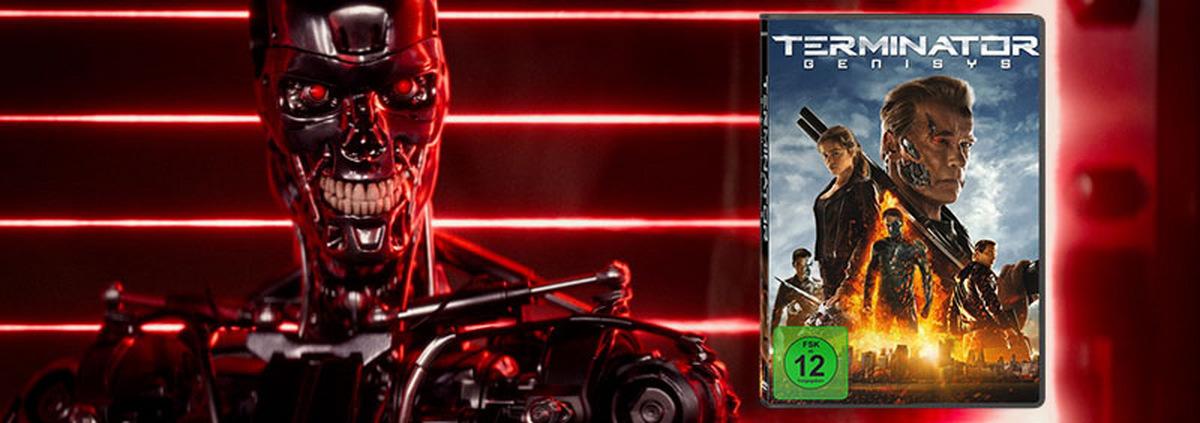 Terminator 5 - Genisys: He is back - aus der Zukunft ins Heimkino