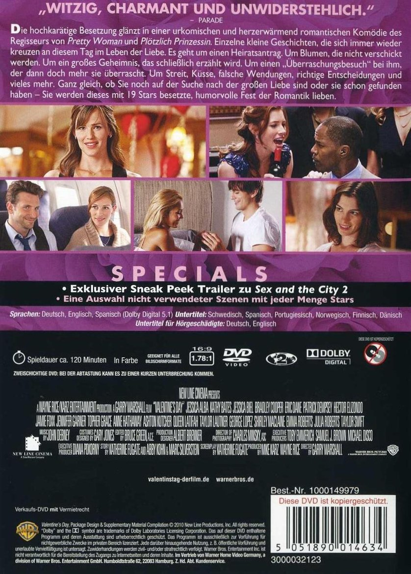 Valentinstag (DVD)