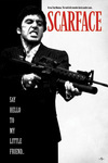 Scarface Say hello to my little friend... powered by EMP (Poster)