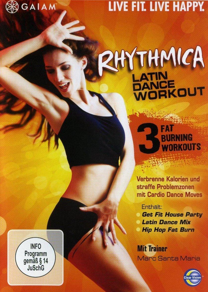 Latin Dance Workout Videos 64
