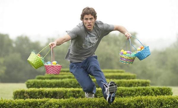 James Marsden in 'Hop' (2011) © Universal Pictures