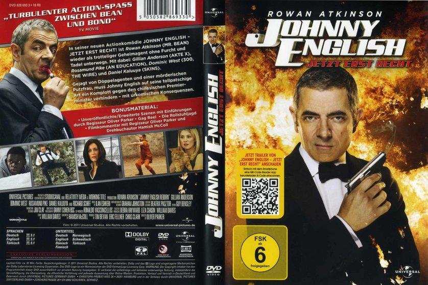 Johnny English Jetzt Erst Recht Stream
