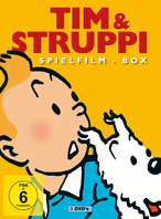 Tim & Struppi - Der Sonnentempel