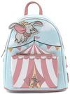 Dumbo Loungefly - Zirkuszelt powered by EMP (Mini-Rucksack)