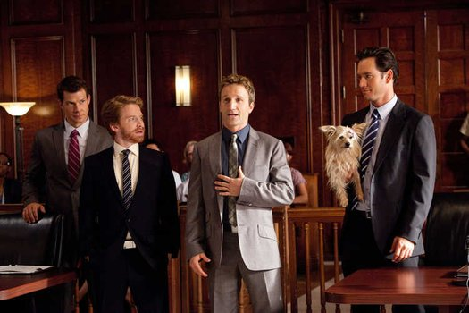 Franklin & Bash - Staffel 2