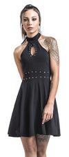 Fashion Victim Turn Up Dress powered by EMP (Kurzes Kleid)