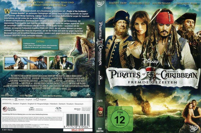 Dvd Fluch Der Karibik 5