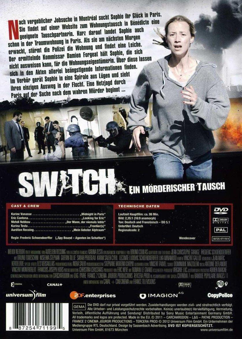 Switch – Ein Mörderischer Tausch