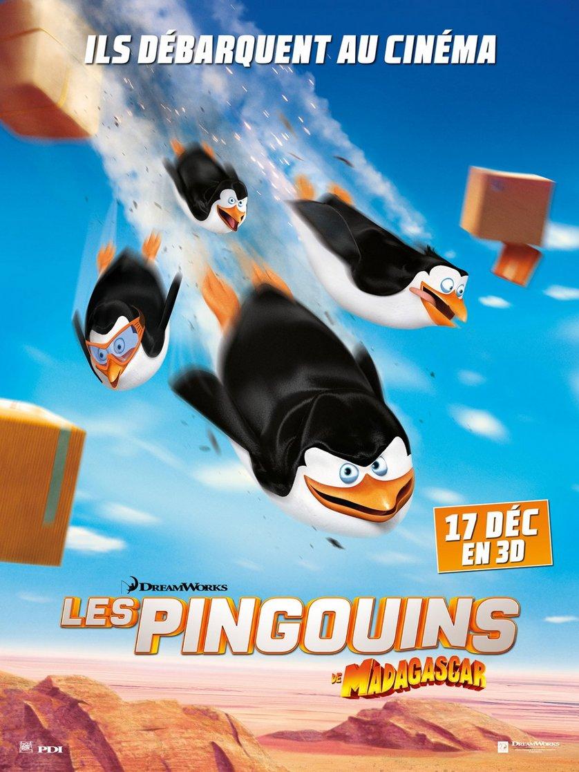 Die Pinguine Der Film