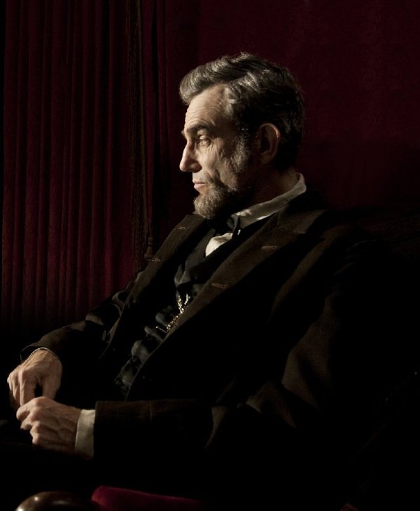 Daniel Day Lewis in 'Lincoln' 2012 © DreamWorks