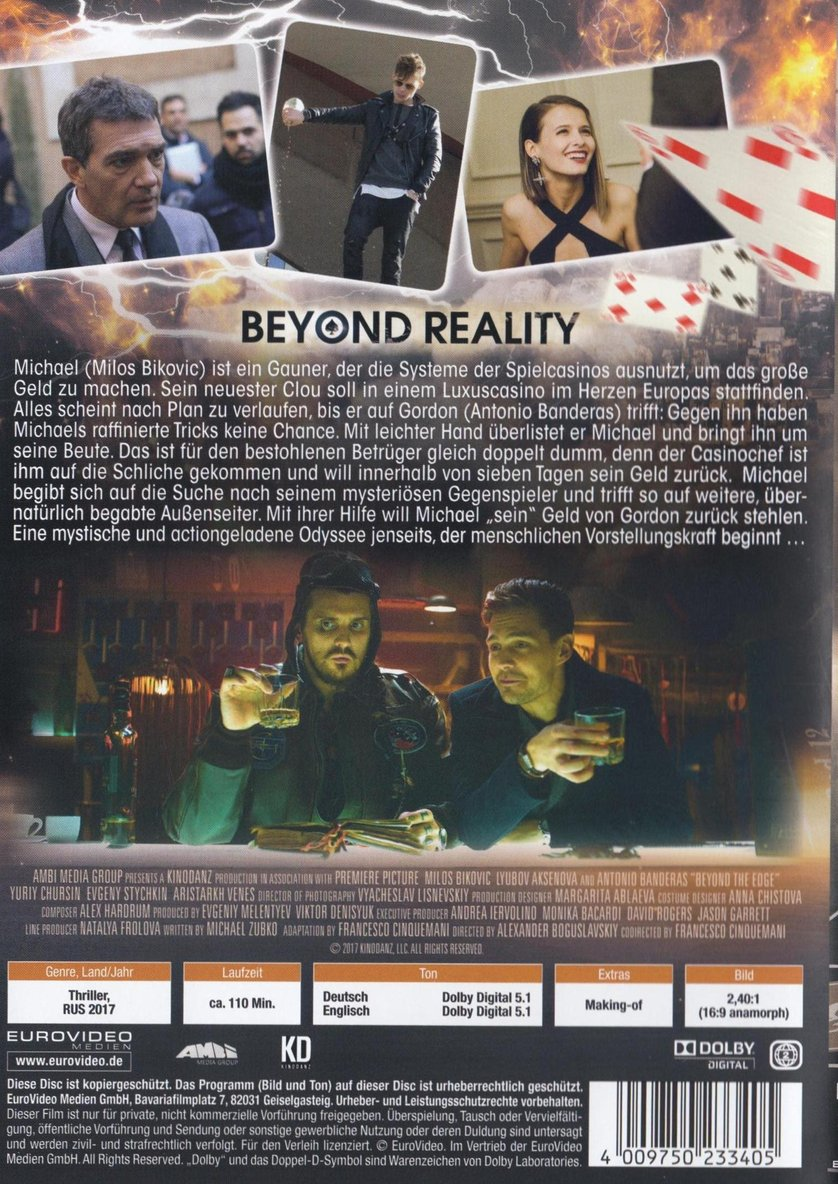 beyond reality - das casino der magier stream
