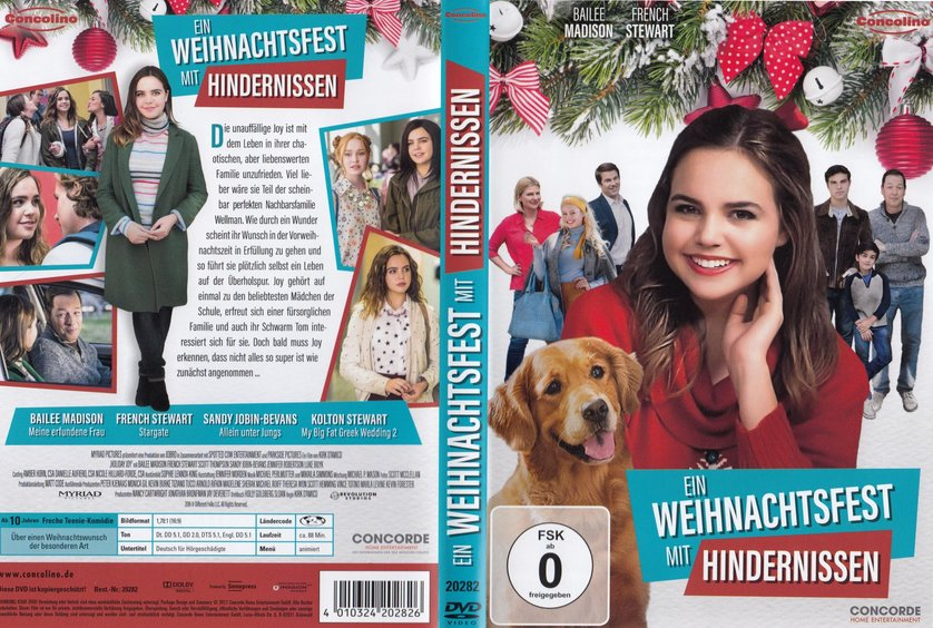 ein weihnachtsfest mit hindernissen dvd blu ray oder vod leihen. Black Bedroom Furniture Sets. Home Design Ideas