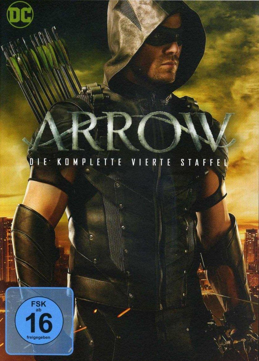 arrow 4 staffel