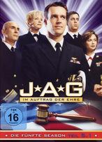 J.A.G. - Im Auftrag der Ehre - Staffel 5