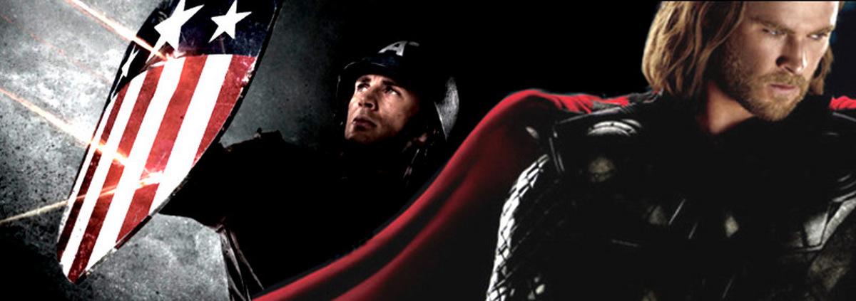 Marvel Fortsetzungen: Marvel präsentiert Sequels von 'Thor' und 'Captain America'