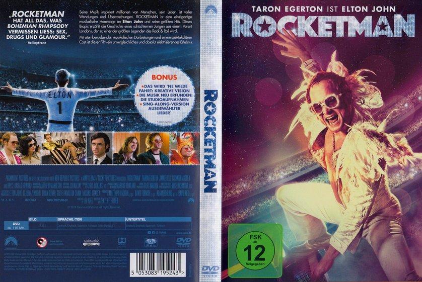 Rocketman Dvd Oder Blu Ray Leihen Videobuster De