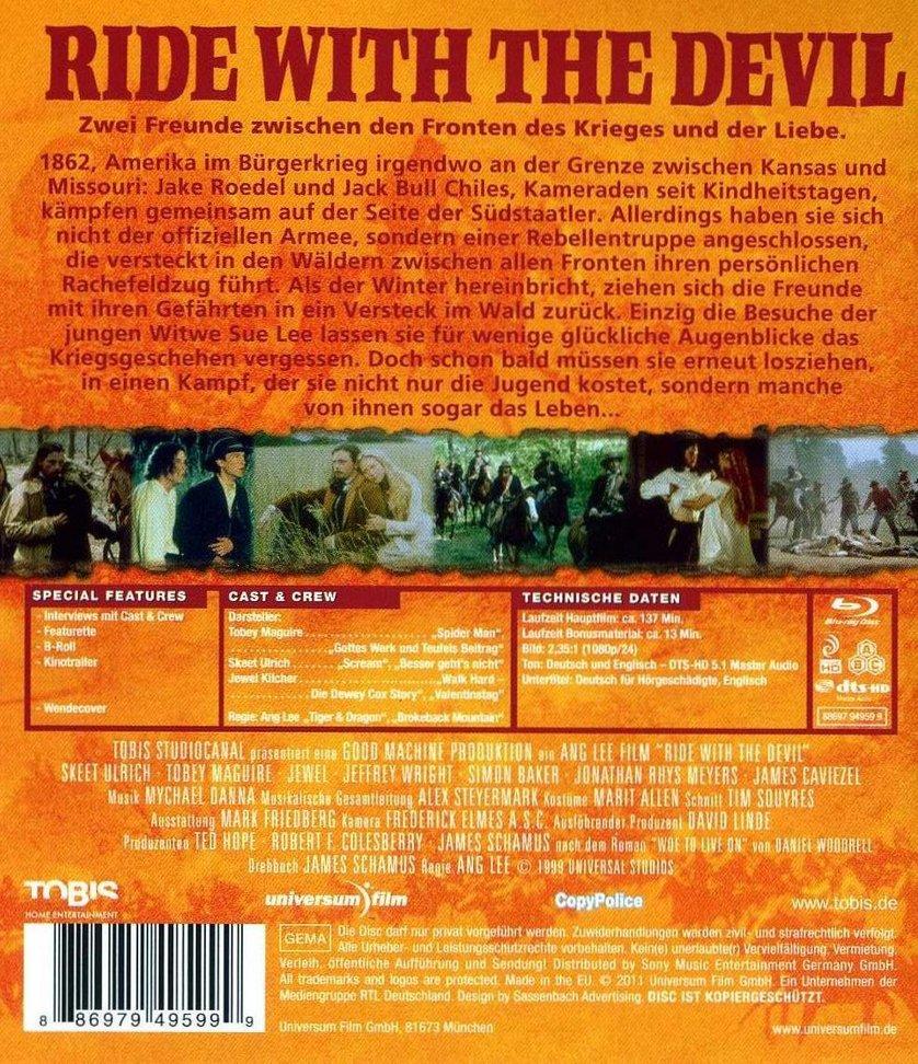 The Devils Ride Stream Deutsch
