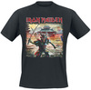Iron Maiden Mask Red powered by EMP (T-Shirt)