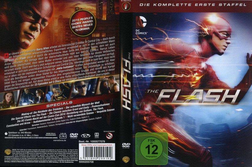 The Flash Staffel 1 Folge 1