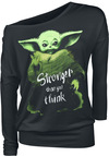 Star Wars Stronger Than You Think powered by EMP (Langarmshirt)
