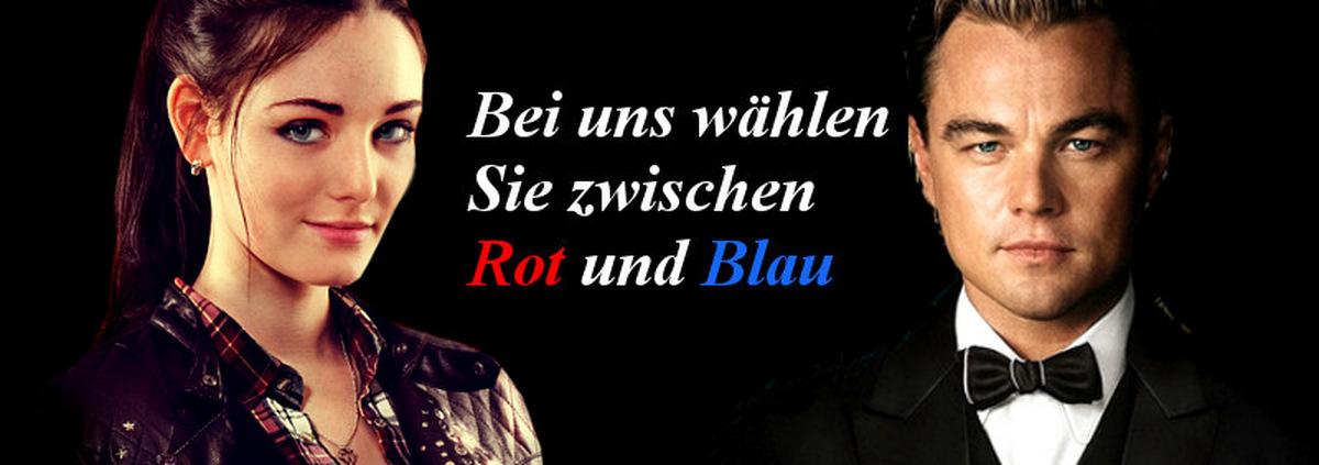 Rubinrot & Der große Gatsby: Wahlkampf: Wählen Sie Deutschlands Film der Woche!