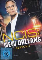 NCIS: New Orleans - Staffel 3