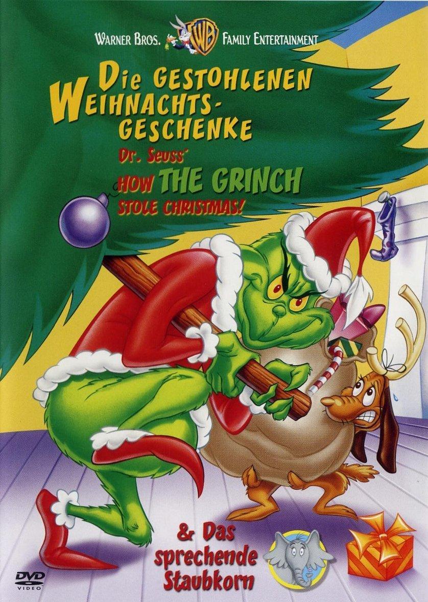 Die gestohlenen Weihnachtsgeschenke: DVD oder Blu-ray leihen ...