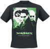 The Matrix Follow The White Rabbit powered by EMP (T-Shirt)