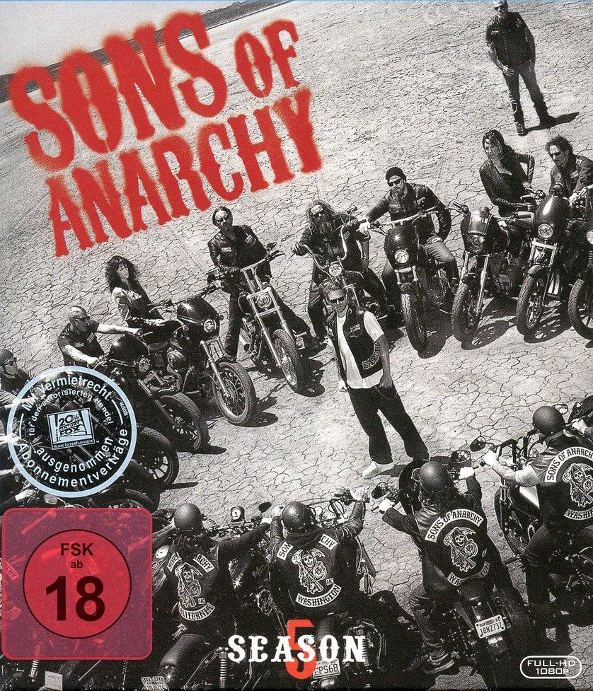 Sons Of Anarchy Staffeln