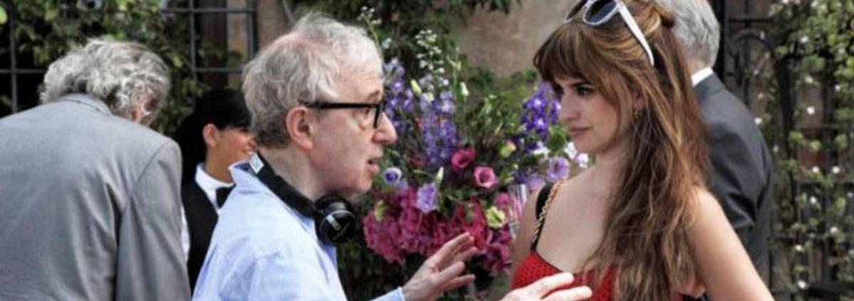 Woody Allen: Woody Allen datet die skandalgeplagte Lindsay Lohan