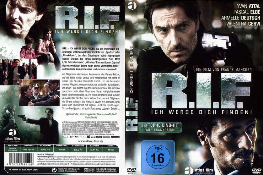 R.I.F. - Ich Werde Dich Finden Film