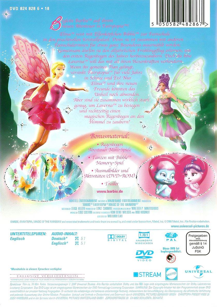 Barbie Die Magie Des Regenbogens Ganzer Film Deutsch Live At