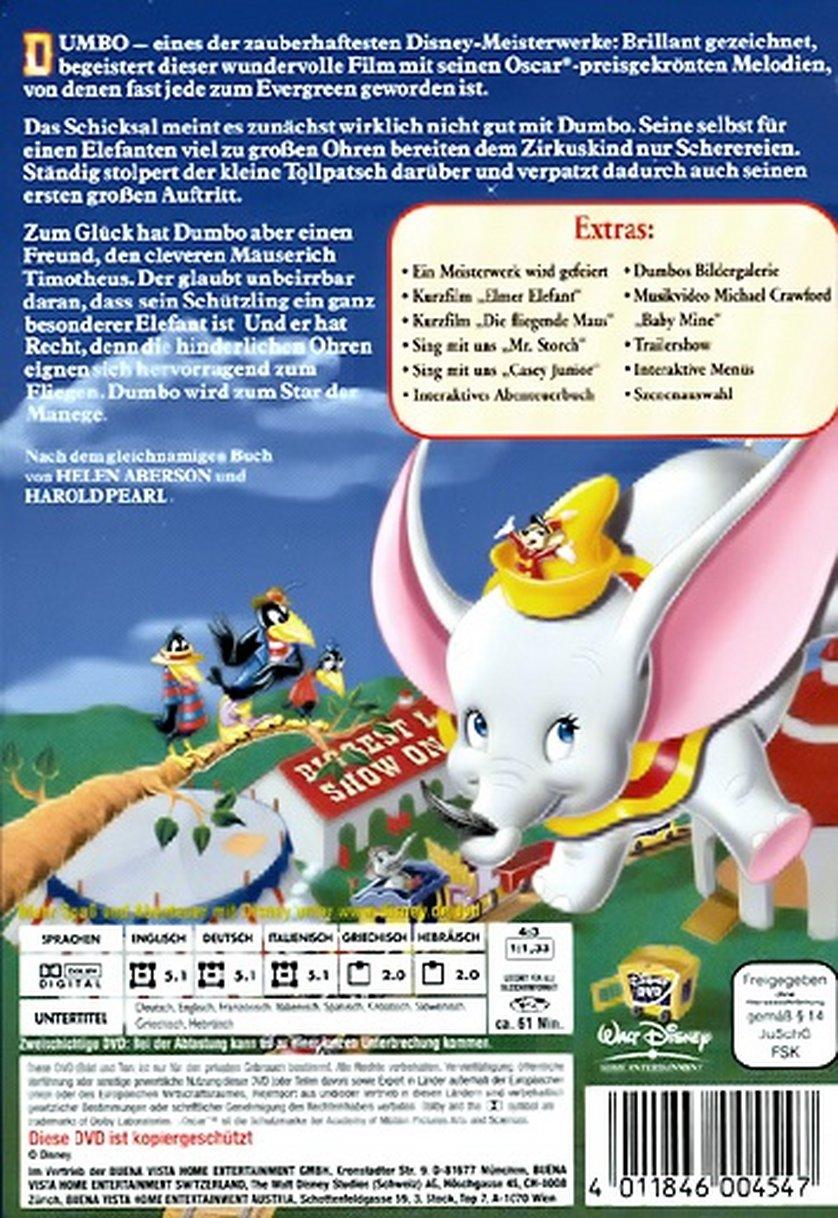 Dumbo Stream German