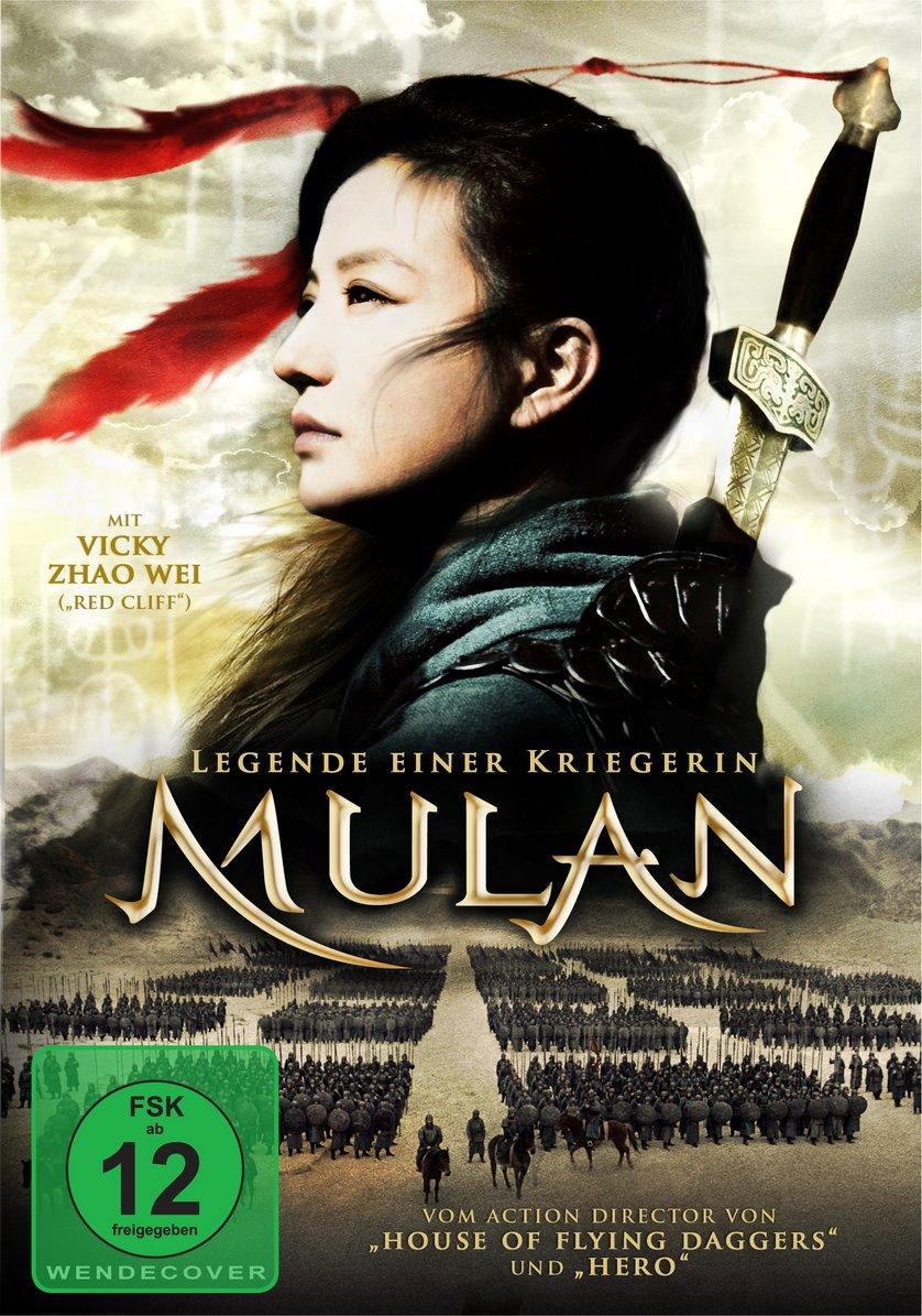 Mulan Legende Einer Kriegerin Stream