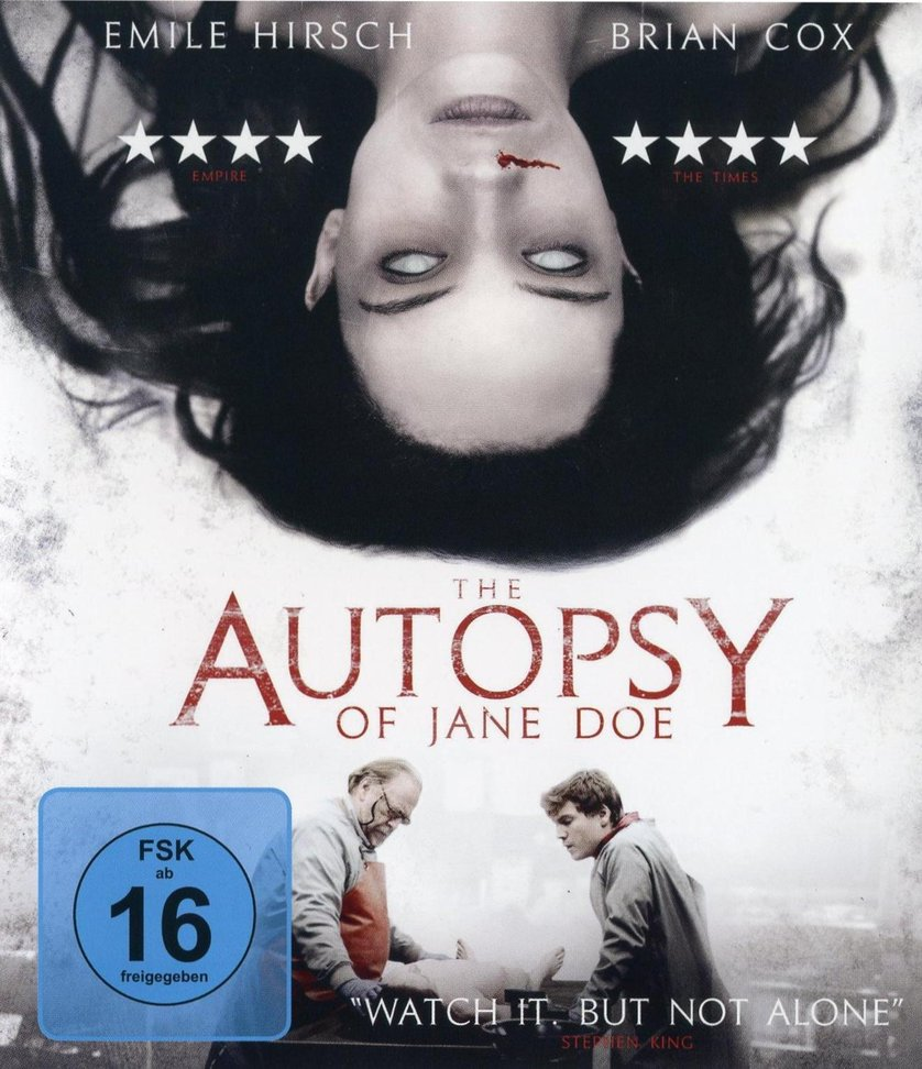 The Autopsy of Jane Doe - Wikipedia